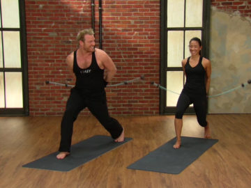 Staby Lower Body Xtreme Workout
